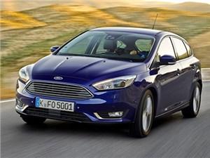 До конца текущего года в России начнутся продажи обновленного Ford Focus