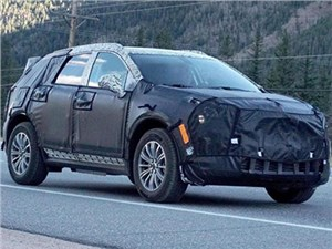 General Motors анонсирует премьеру преемника модели Cadillac SRX