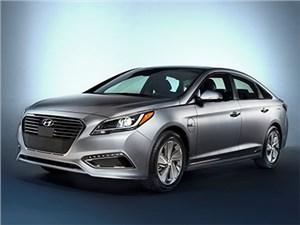 Новость про Hyundai Sonata - Hyundai Sonata 2016