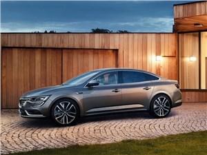 Renault Talisman - Renault Talisman 2016 вид сбоку