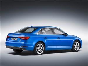 Навстречу ветру (Peugeot 206 CC, Opel Astra Cabriolet, Audi A4 Cabriolet, BMW 6 Series Cabrio) A4 - Audi A4 2016 вид сбоку