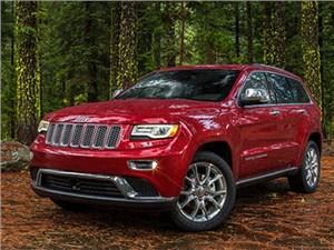 Jeep Grand Cherokee в скором времени начнут отзывать