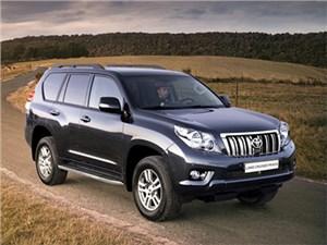 Новость про Toyota Land Cruiser Prado - Компанию Toyota оштрафовали за рекламный ролик