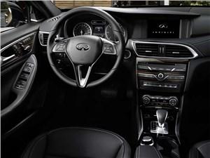 Infiniti Q30 - Infiniti Q30 2016 водительское место