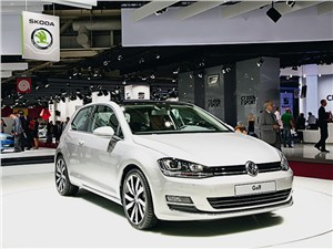 VW Golf седьмого поколения возмужал и стал эффектнее