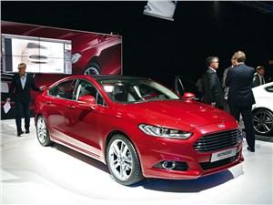Новый Ford Mondeo вырос из концепта Evos