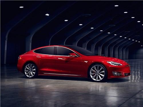 Новость про Tesla Motors Model S - Tesla Model S