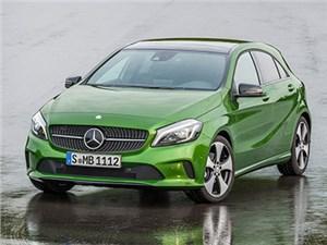 Названы рублевые цены обновленного Mercedes A-Class
