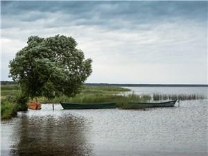 Трудно поверить, что именно тут Петр I спускал на воду Плещеева озера свой потешный флот