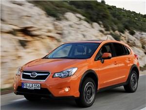 Новый Subaru XV - Subaru XV 2015 Ищите внутри