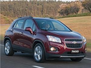 Новость про Chevrolet Tracker - Chevrolet Tracker 2014