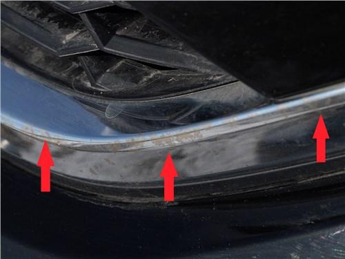Honda CR-V 2015 лакокрасочное покрытие