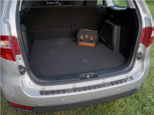 Предпросмотр foton sauvana 2016 багажное отделение
