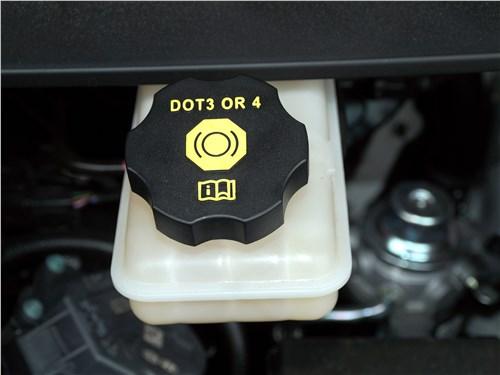 Предпросмотр hyundai н-1 2018 моторный отсек