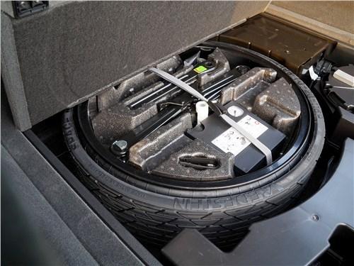 Audi Q8 2019 багажное отделение