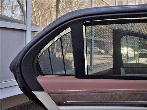 Hyundai Genesis G90 2019 двери