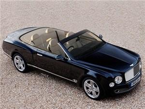 Новость про Bentley Mulsanne - Кабриолет Bentley Mulsanne дебютирует уже в 2016 году