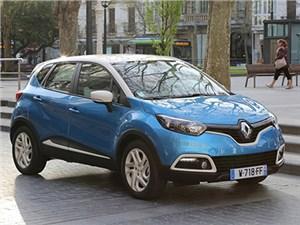 В России будут выпускать кроссовер Renault Captur