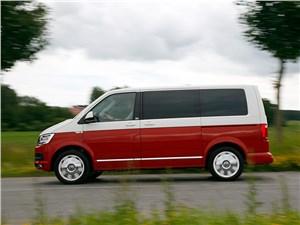 Предпросмотр volkswagen multivan 2015 вид сбоку