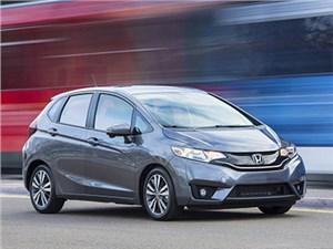 Honda отзывает с американского рынка Fit третьего поколения