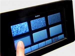 Bosch разработал сенсорный экран с обратной связью