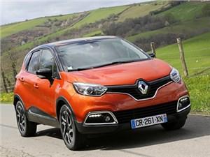 Для российского рынка готовят специальную версию кроссовера Renault Captur