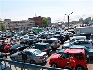 В России сократились продажи автомобилей с пробегом