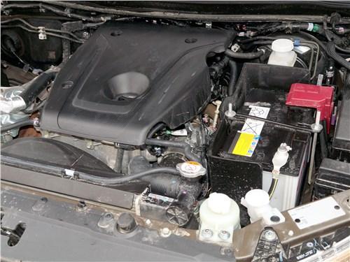 Fiat Fullback 2016 двигатель