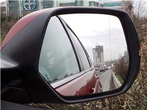 Honda CR-V 2015 боковое зеркало