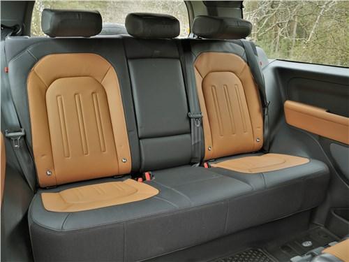 Land Rover Defender 90 (2020) задний диван