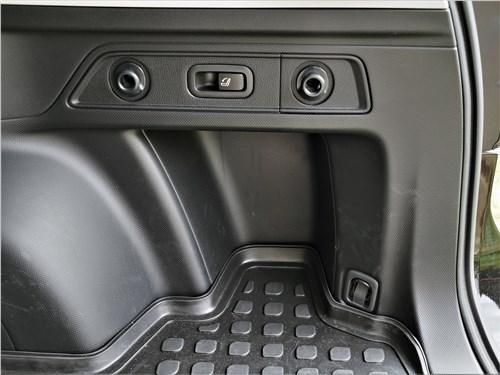 Subaru Forester Sport (2019) багажное отделение