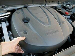 Volvo XC90 2015 двигатель
