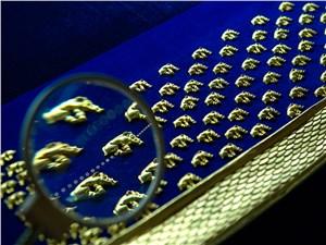 Такими фигурками из чистого золота в древности украшали одежду знатных людей