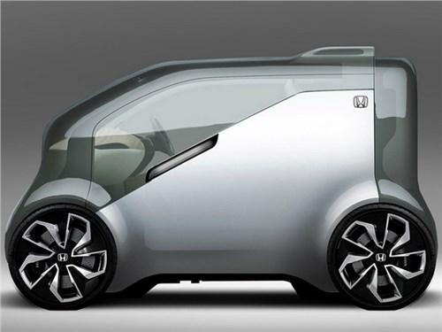Новость про Honda - Honda привезет в Лас-Вегас автономный электрокар с ИИ на борту