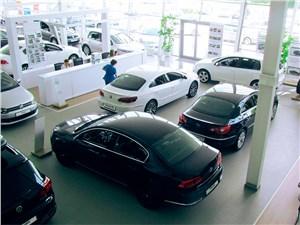 Новость про Volkswagen - Мировой объем продаж Volkswagen AG упал впервые за 13 лет