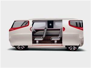 Предпросмотр suzuki air triser concept 2015 вид сбоку 2