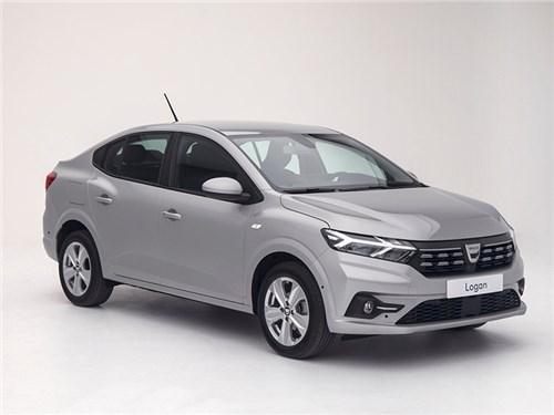 Новость про Renault - Renault запатентовала в России новый Logan