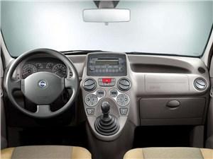 Промежуточное звено (Fiat Panda, Suzuki Ignis, Suzuki Liana, Subaru Impreza) Panda -