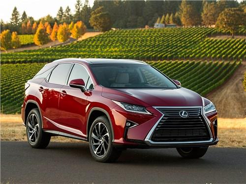 Новость про Lexus RX - Lexus RX 2016