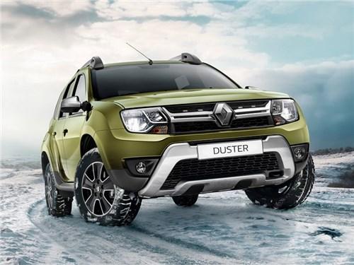 В январе объем продаж Renault в России сократился на 43 процента