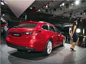 Универсалы Mazda 6 дебютируют в России в 2013 г.