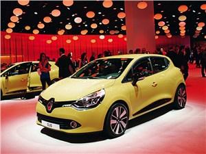 Хэтчбек Clio – витрина дизайнерских инноваций Renault