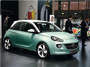 Компакт Opel Adam – чисто имиджевый продукт