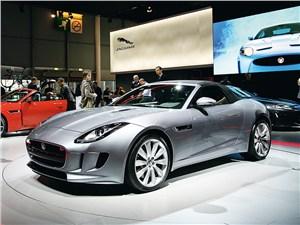 Родстер Jaguar F-Type воплощает идеи концепт-кара C-X16