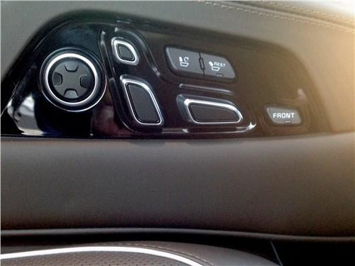 Kia K900 2019 кнопки