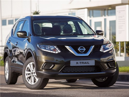 Новость про Nissan - Nissan X-Trail