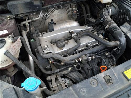 Предпросмотр chery tiggo 5 2016 двигатель