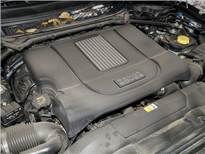 Range Rover LWB 2014 двигатель