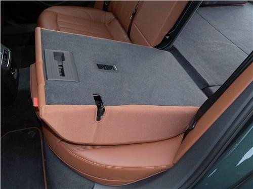 Audi A4 allroad quattro 2016 задний диван