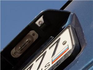 UAZ Pickup 2014 камера заднего вида